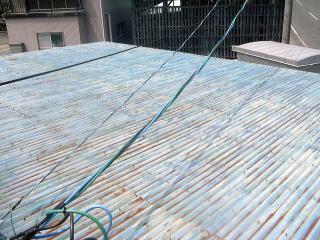屋根塗装工程
