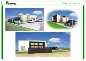 CAD設計パース